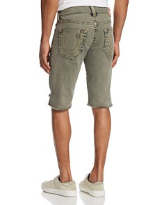 True Religion - Ricky Relaxed Fit Shorts