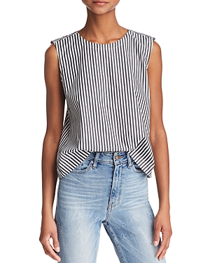 French Connection Sardinia Stripe Top