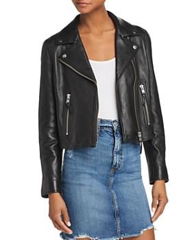 Nobody - Classic Leather Jacket