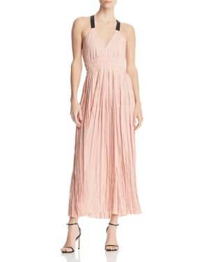 Reiss Frances Shirred Maxi Dress - 100% Exclusive 2848163