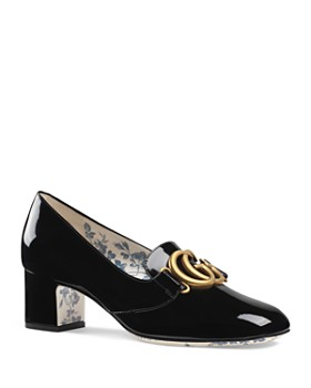 d52397cc485 Gucci - Women s Double G Mid-Heel Pumps ...