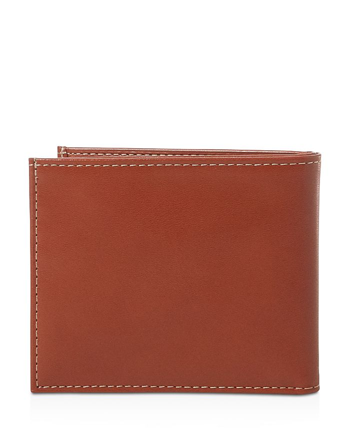 a632c7602834 Polo Ralph Lauren - Burnished Leather Billfold Wallet