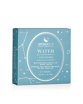 Spongelle - Zodiac Water Body Wash Infused Buffer - Lotus Bloom