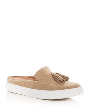 By Kenneth Cole Rory Loafer Mule Sneaker in Cafe Suede
