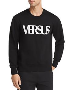Versus Versace Logo Sweatshirt - Bloomingdale's_0