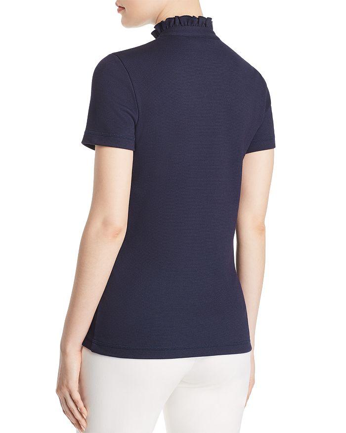 899deaa0ea21 Tory Burch - Emily Ruffle Polo Shirt