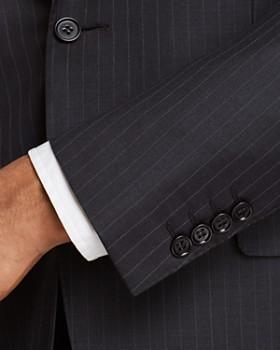 Canali - Banker Stripe Classic Fit Suit