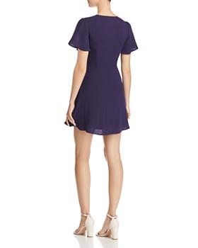 Cotton Candy LA - Knot Front Dress