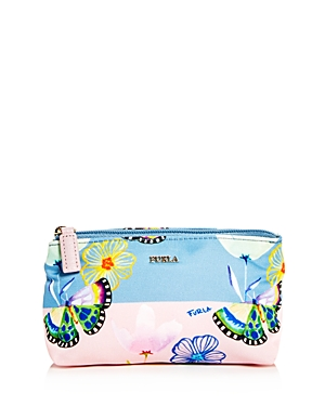 Furla Bloom Medium Cosmetics Case