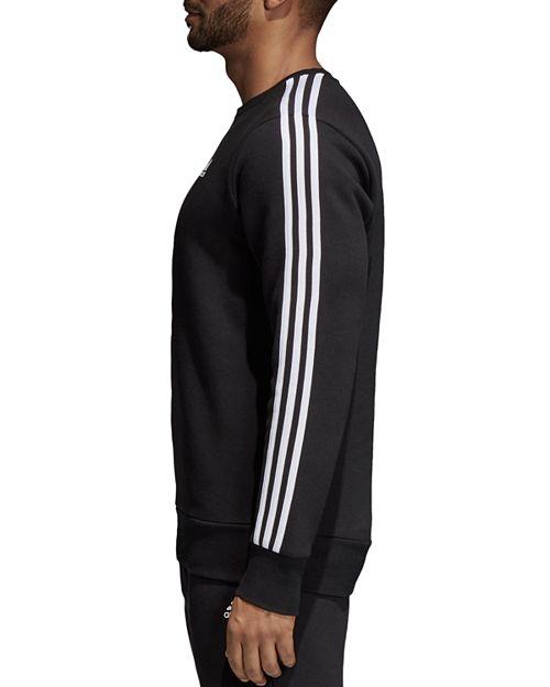 6e4172dfca76f adidas Originals Essentials 3-Stripe Crewneck Sweatshirt ...