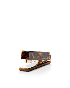 kate spade new york - Tortoise Acrylic Stapler
