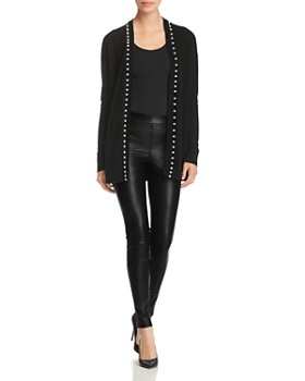 C by Bloomingdale's - Embellished Cashmere Cardigan - 100% Exclusive