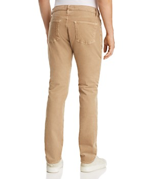J Brand - Tyler Slim Fit Corduroy Pants - 100% Exclusive