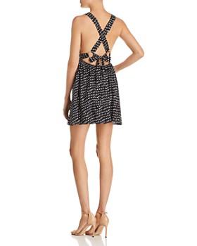 Lost and Wander - Ariana Printed Mini Dress