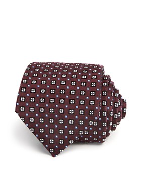 BOSS - Floret Squares Neat Classic Tie