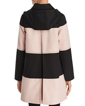 kate spade new york - Color-Block Trench Coat