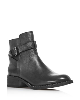 1b7b5a711cb9 Gentle Souls by Kenneth Cole - Women s Best Leather Moto Booties - 100%  Exclusive ...