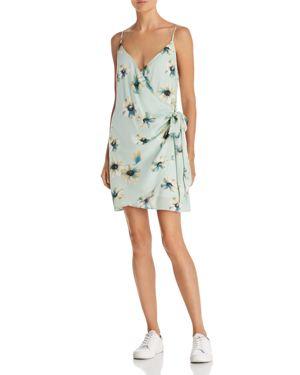 Sage the Label Vanessa Floral-Print Wrap Dress