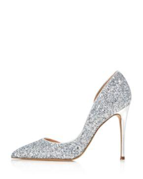 Aqua Women's Dion Glitter Embellished High-Heel d'Orsay Pumps - 100% Exclusive zwBQnMYIA