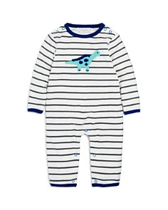 Albetta Boys' Crochet-Dino Striped Coverall, Baby - 100% Exclusive - Bloomingdale's_0