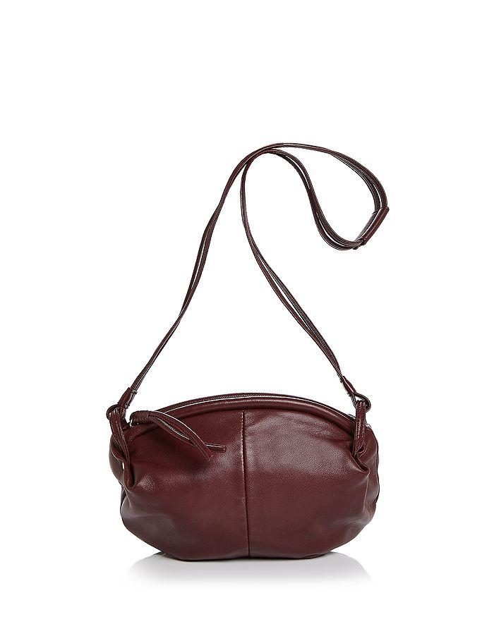 f537562eb05a Elizabeth and James Lucy Medium Nappa Leather Shoulder Bag ...