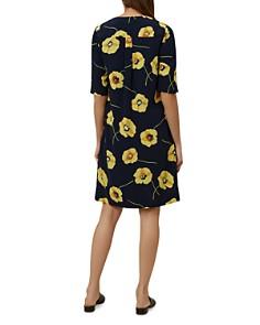 HOBBS LONDON - Faye Floral Print Shift Dress