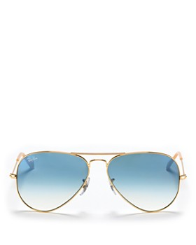 Ray-Ban - Unisex Aviator Sunglasses, 58mm