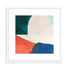 "Art Addiction Inc. Origami Sky Wall Art, 36"" x 36"" - Bloomingdale's_0"