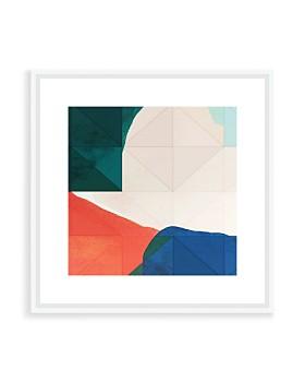 "Art Addiction Inc. - Origami Sky Wall Art, 36"" x 36"""