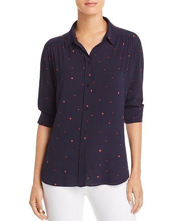 Joie - Brenta Ladybug Print Shirt