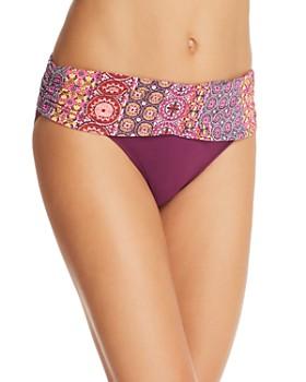 Bleu Rod Beattie - Beach Please Hipster Bikini Bottom