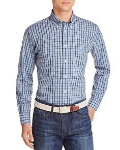 Brooks Brothers - Regent Non-Iron Plaid Slim Fit Button-Down Shirt