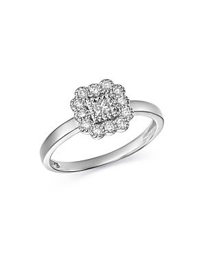Bloomingdale's Princess Cut Diamond Ring in 14K White Gold, 0.30 ct. t.w. - 100% Exclusive
