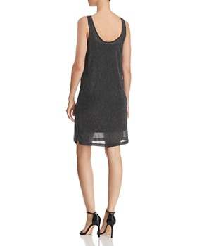 rag & bone/JEAN - Dawson Metallic Tank Dress