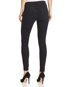 FRAME - Le Skinny De Jeanne Raw-Edge Jeans in Byxbee - 100% Exclusive