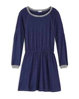 Splendid - Girls' Striped Shirt Dress - Big Kid