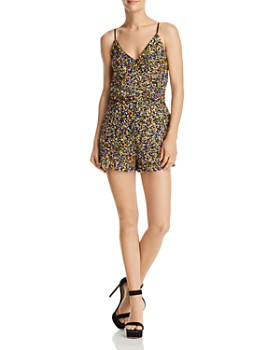 GUESS - Rico Sequined Romper