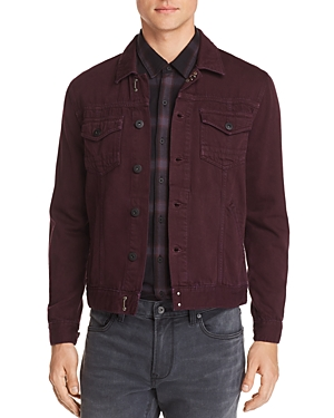 Paige Scout Denim Trucker Jacket