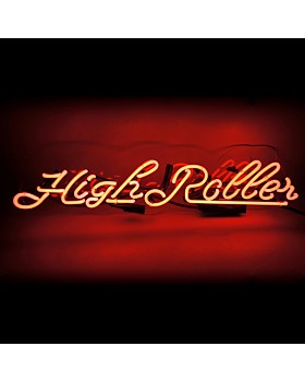 "Oliver Gal - Highroller Neon Art, 24"" x 5"""