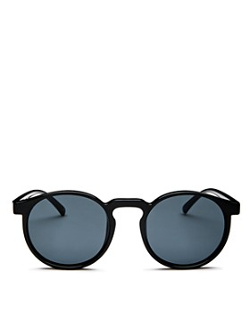Le Specs - Men's Teen Spirit Deux Round Sunglasses, 50mm