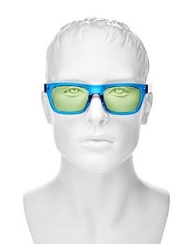 Polaroid - Men's Polarized Square Sunglasses, 53mm