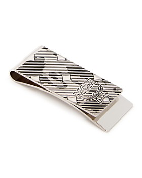 MCM - Coburg Munich Lion Engraved Money Clip