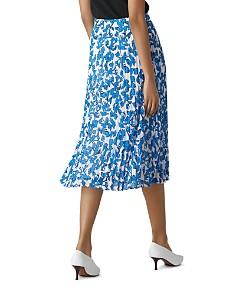Whistles - Cordillia Pleated Skirt