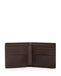 Bottega Veneta - Woven Leather Bi-Fold Wallet