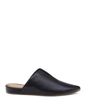 Splendid - Women's Nieves Pointed Toe Leather Mules