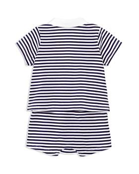 Jacadi - Boys' Striped Polo & Shorts Set - Baby