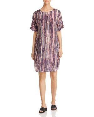 Nic+Zoe Twilight Hours Printed Shift Dress