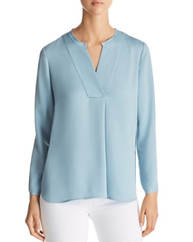 NIC and ZOE - Effortless Textured Top