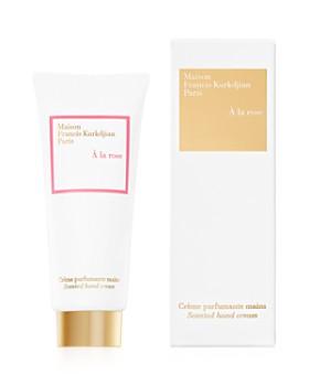 Maison Francis Kurkdjian - À la rose Scented Hand Cream