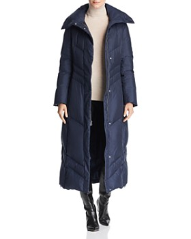 Cole Haan - Down Maxi Coat